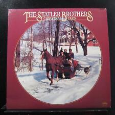 The Statler Brothers - Christmas Card LP VG+ SRM0-1-5012 USA 1978 Vinyl Record