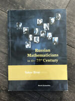 Russian Mathematicians in the 20th Century by Yakov Sinai Paperback Fast Ship