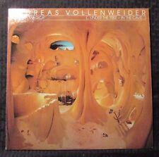 1984 Andreas Vollenweider - Caverna Magica LP EX/EX Promo CBS – MK 37827