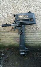 SUZUKI  DT4   DT5Y   Outboard SERVICE & Parts Manual CD