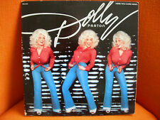 VINYL 33T – DOLLY PARTON : HERE YOU COME AGAIN – US COUNTRY FOLK BALLAD – 1977