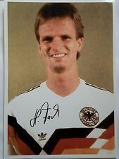 Holger Fach : Grossfoto mit Original  Autogramm.Gladbach..Deutschland.Fortuna..