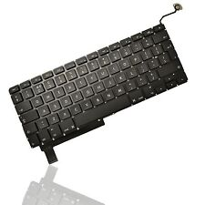 "Tastatur für Apple MacBook Pro 15"" A1286 Keyboard Englisch UK 2009 2010 2011"