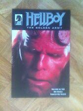 HELLBOY THE GOLDEN ARMY  NEAR MINT (W4)