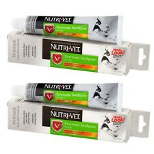 Enzymatic Toothpaste for Dogs 2 Pack Tartar Plaque Control Chicken Flavor