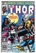 Thor #333 Featuring Dracula, Very Fine Condition*