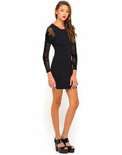 Motel Mesh Stretch, Bodycon Dresses for Women