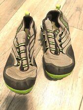 Merrell Trail Glove Minimalist Green Black Shoes Men's 9.5 Nice