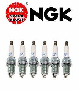 6PC NGK Laser Platinum Spark Plug Set Exact OEM for Honda/Acura V6 >>FAST SHIP