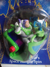 Buzz Lightyear's Space Ranger Spin. New. Disney Theme Park collection. Die cast