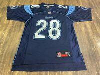 Byron Parker Toronto Argonauts Reebok Authentic CFL Football Jersey - Small