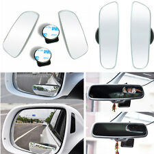 Magnum Frog Eye Safety Blindspot Auxilliary Clip-on Mirror Pair New 2018 Design