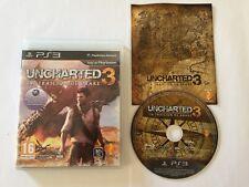 UNCHARTED 3 LA TRAICIÓN DE DRAKE PS3 PLAYSTATION 3