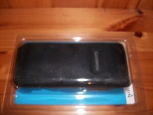 Garmin eTrex Legend C GPS Black Carrying Case Model 010-10117-02 NEW!