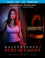 Malevolence 2: Bereavement AUTOGRAPHED Region-FREE (NEW) Blu-Ray/DVD