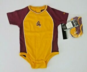 Nike Arizona State Sun Devils one piece 18M months Infant NCAA Jersey Football