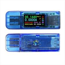 USB3.0 Digital Tester Voltage Amperometer Mobile Power Supply Capacity Tester
