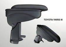 ARMREST will fit TOYOTA YARIS 2012 - 2014 SLIDING TOP  Center Console