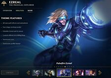 EUW Silver account League of Legends 117 champions+ 222 Skins + 10 Rune Pages
