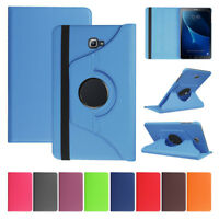 "Rotating Leather Stand Case Cover For Samsung Galaxy Tab S S2 S3 8.0"" 9.7"" 10.5"""
