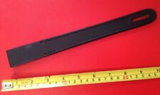 New Replacement Closed English Leather Hunting Whip Keeper for Gents Hunt Crop