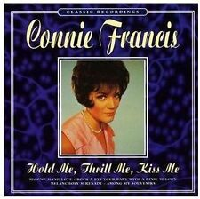 Connie Francis - Hold Me Thrill Me Kiss Me : NEW CD