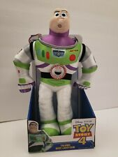 "Toy Story 4 Talking 13"" Plush- Buzz Light Year NEW IN BOX"