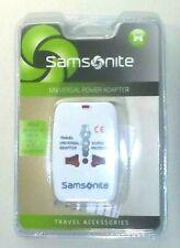 Samsonite Worldwide Travel Universal Power Adapter & Surge Protector