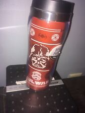 Star Wars Empire Darth Vader Thermal Travel Insulated Coffee Cup Mug Drinks