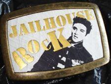 Boucle de ceinture - Elvis Presley - Jailhouse Rock