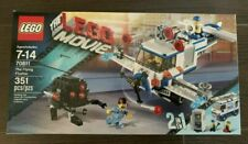 Brand New Sealed Lego The Movie 2 In 1 The Flying Flusher 70811 - Retired