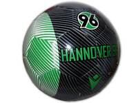 Macron Hannover 96 Fußball grün grau H96 Fan Ball Trainingsball Gr.5