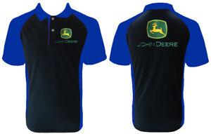 John Deere Tracteur Polo Shirt