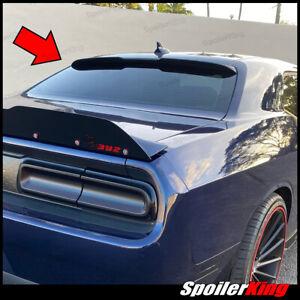 Rear Window Roof Spoiler (Fits Dodge Challenger 2008-present) SpoilerKing #380RC