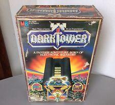 1981# MB ELECTRONICS MILTON BRADLEY BOARD  GAME DARK TOWER#NIB ULTRA RARE