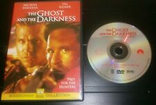 The Ghost and the Darkness (DVD, 1998) MICHAEL DOUGLAS  Val Kilmer