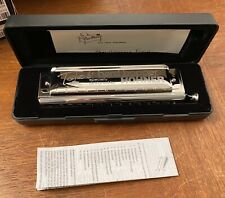 Hohner Toots Hard Bopper Chromatic Harmonica, New In Box, Key Of C