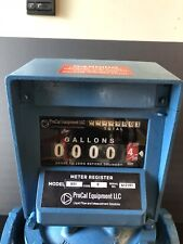 Neptune Meter Register Model 831-0 Oil Gas Fuel Bio All Other Models Available
