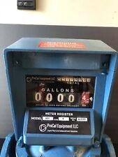 Neptune Meter Register Model 831 0 Warranty Oil Gas Fuel Petroleum Bio Diesel