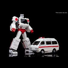 NEW Transformers PS-01 Salus G1 Masterpiece Ratchet VooDoo Robots