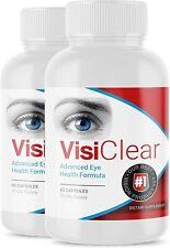 (2 Pack) Visiclear Advanced Eye Health Formula for Eyes - (120 Capsules)