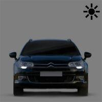 2 ampoules à LED HP24 blanc pour les feux de jour / feux diurnes Citroën  C5 II