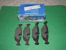 (New) PAGID Rear Brake Pad Set 555 2322/9 (BMW 733, 635, 535, 533, 528, 524)