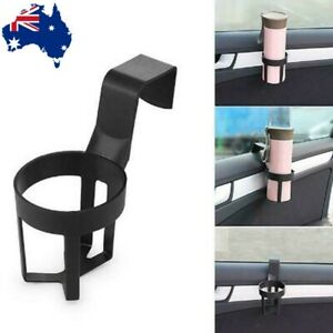 NEW AU Universal Car Truck Drink Water Cup Bottle Can Holder Door Mount Stand Bl