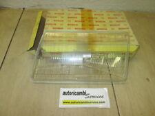 AUDI 100 2.0 CD STATION WAGON RICAMBIO VETRO TRASPARENTE FARO FANALE ANTERIORE S