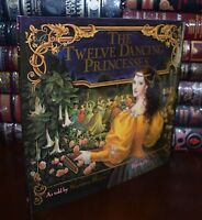 Twelve Dancing Princesses Illustrated by K.Y. Craft New Large Hardcover Edition