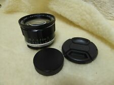 Soligor Wide Angle Lens M42 2,8/28mm Wide Angle near mint condition. 28mm f2.8