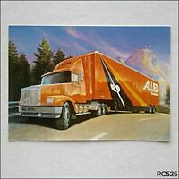 Allied Van Lines Eureka Crescent City 8009996171 Postcard (P525)