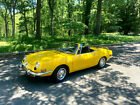 1973 Fiat 850 Sport Beautiful rust free Fiat 850 spider with only 38000 miles ready to go