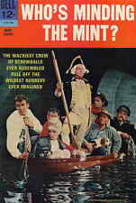 Who's Minding the Mint? #1 VG; Dell   low grade comic - save on shipping - detai